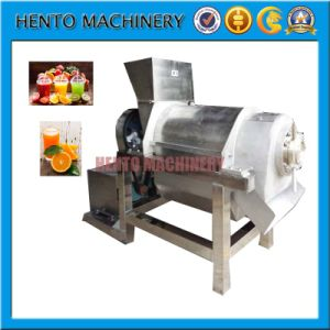 Stainless Steel Industrial Vegetable Fruit Juicer pictures & photos