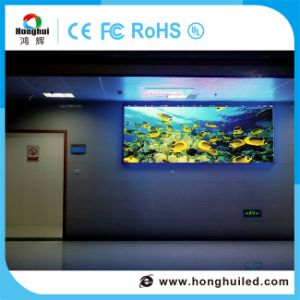 High Brightness P3.91 Indoor Screen LED Video Display pictures & photos