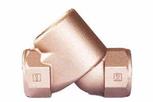 Precision Machining Tin Bronze Filter Valve Nut pictures & photos