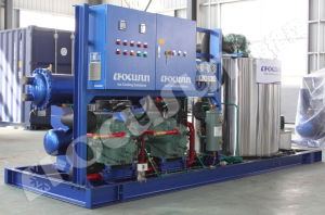 Scaly Ice Making Machine 5ton Fresh Water Flake Ice Machine pictures & photos