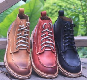 High Quality Leather Casual Boots fashion Boots for Men (AKPX24) pictures & photos