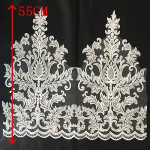 Wholesale Bridal Lace Fabric pictures & photos