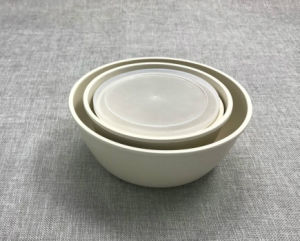 BPA Free Eco Bamboo Fiber Bowl (YK-2032-4) pictures & photos