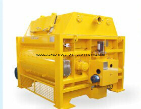 Meo 750 Sicoma Economical Twin Shaft Concrete Mixer pictures & photos