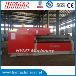 W11-8X2500 3-roller steel plate bending machine pictures & photos