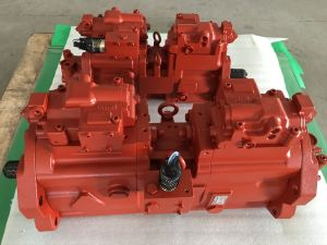 Hydraulic Piston Pump Kawasaki K3V63 Complete Pump pictures & photos