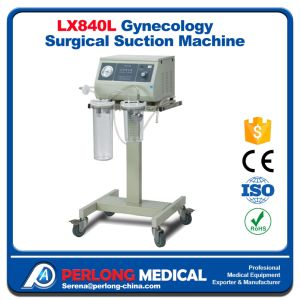 Lx840L Gynecology Surgical Suction Machine pictures & photos