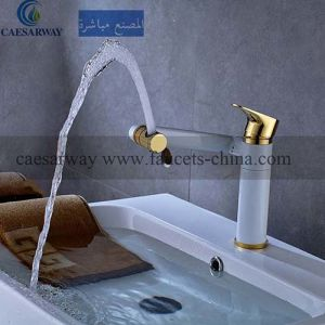 Basin Faucet with 360 Swivel Aerator pictures & photos