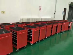 5 Drawers Professional Empty Heavy Duty Trolley -Fy21-1-Js37 pictures & photos