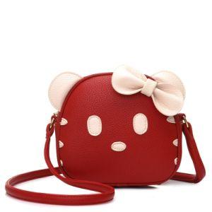 Cartoon Cat Bow Wholesale Price Mini Children Bag Handbags