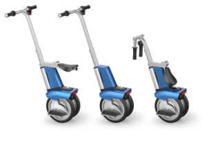 Packhorse 14′′ Foldable Electric Sit or Stand Scooter