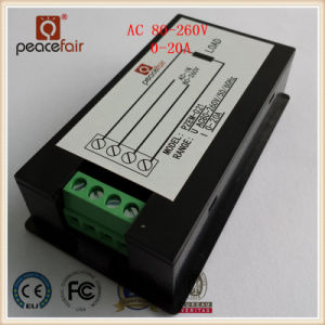 AC Single Phase 20A 4in1 Voltage Ammeter Power Energy Digital Power Meter pictures & photos