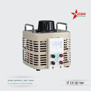 3kVA Variable Transformer Voltage Regulator pictures & photos