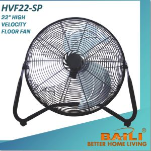 "Powerful 22"" High Velocity Industrial Fan, Floor Fan pictures & photos"