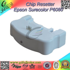 Printer Chip Resetter for Use Epson P6080 P7080 P8080 P9080 Maintenance Cartridge Chip pictures & photos