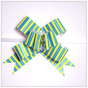 Factory Outlet Various Color Ribbon Bow for Decoration pictures & photos