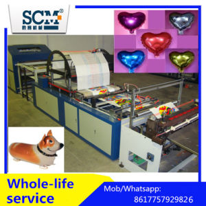 Full Automatic Mylar/Nylon/PE Foil Balloon Forming Machine pictures & photos