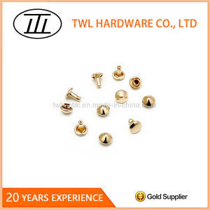 Bag Accessory 6mm Cone Rivet pictures & photos