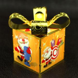 3D Metal Golden Christmas Decoration pictures & photos
