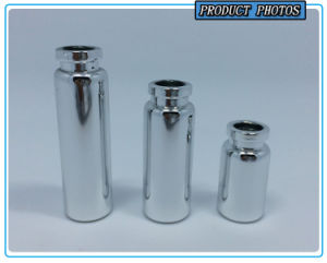 3ml 5ml 10ml Gold and Silver UV Plating Glass Tube Bottle pictures & photos