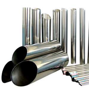 Stainless Steel Pipe Welded Tube pictures & photos