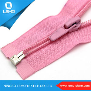 New Design Lace Nylon Zipper pictures & photos