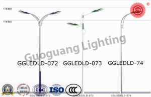 Ggledld-072073074 Patent Design IP65 High Quality 6m-12m LED Street Lights pictures & photos