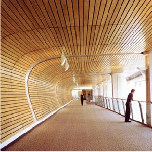 G-Shaped Linear Suspended False Ceiling for Designer Choice pictures & photos