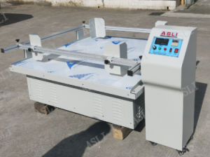 Regulated Speed 5Hz Frequency Can Custom Analog Transport Vibration Test Machine pictures & photos