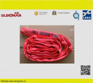 High Strength Polyester Endless Round Sling pictures & photos