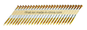 34 Degree Paper Taper Strip Nails pictures & photos