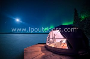 New Aurora Domes Transparent Northern Lights Tent pictures & photos