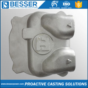 Besserpower High Quality OEM 1.4308/1.4408 Butterfly Valve Die Casting