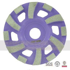 Diamond Floor Grinding Discs for Concrete Floor pictures & photos
