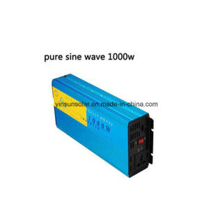 24V 1000W Pure Sine Wave Inverter Solar Inverter for Solar Power System pictures & photos