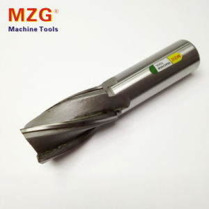 4 Edge Welding Tungstan White Steel Rough Milling Cutter pictures & photos