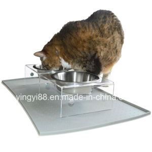 Super Quality Elevated Singlepod Magnetic Pet Feeder pictures & photos