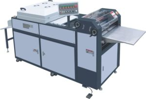 Manual UV Coating Machine with Good Price (SGUV-660) pictures & photos