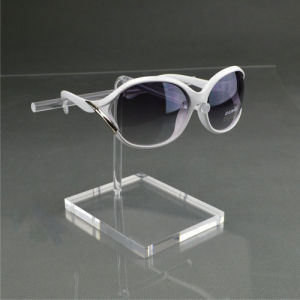Transparent Glasses Display Stand for Retail, Acrylic Sunglass Holder pictures & photos