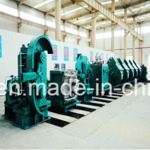 Hangji Brand Hot Rolling Type Block Mill for High Speed Wire Rod, Rebar Production Line pictures & photos