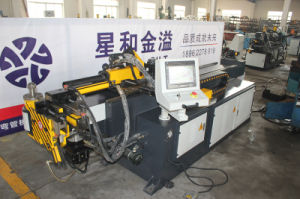 Electric Pipe Bending Machine for Ornamental Iron Work pictures & photos