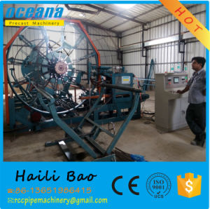 Steel Cage Welding Machine for Concrete Pole / Pipe pictures & photos