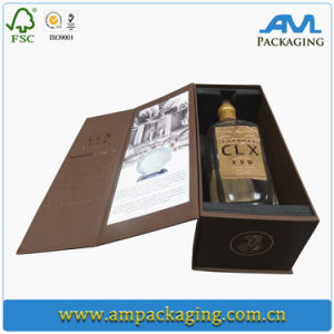 Festive Bespoke Deluxe Wine Foam Packaging Case Gift Box for Lover pictures & photos