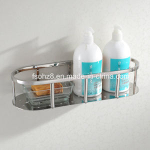 Good Price Stainless Steel Hanging Shampoo Basket for Hotel (6610) pictures & photos
