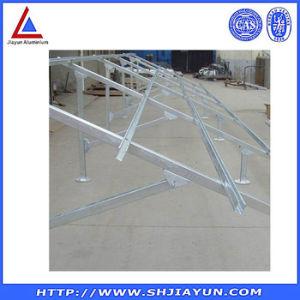 6063 Custom Extruded Industrial Aluminium Profile Made by China Manufacturer pictures & photos