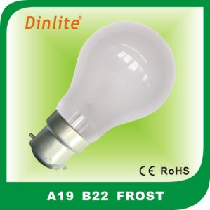 A19 B22 Incandescent bulb pictures & photos