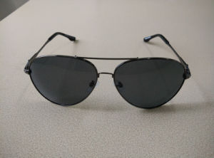 100% UV Protected Brand Metal Polarized Fashion Sports Sunglasses pictures & photos