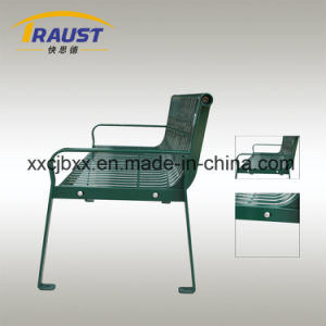 Cold Rolled Steel Material Patio Bench, Cast Iron Bench for Garden pictures & photos