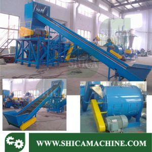 Waste Pet Bottle Washing Machinery for Recycling Verious Hard Plastic pictures & photos