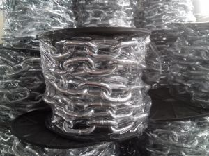 DIN 5685A Galvanized Long, Short Chain Link pictures & photos